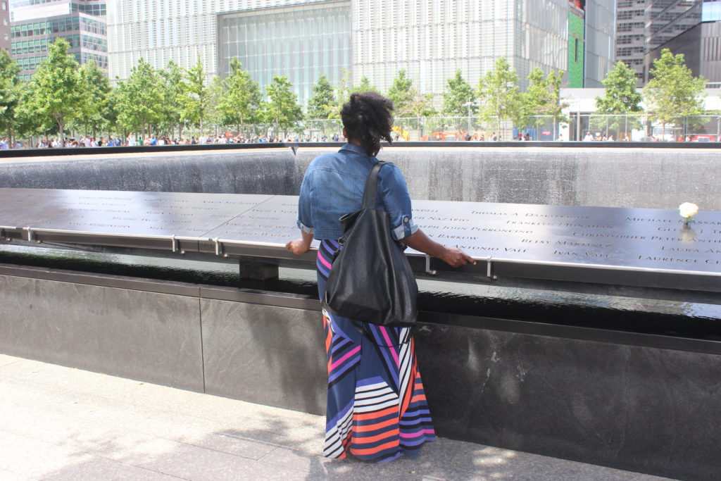 Visiting the National September 11th Memorial and Museum