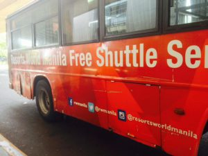 Shuttle to Resorts World